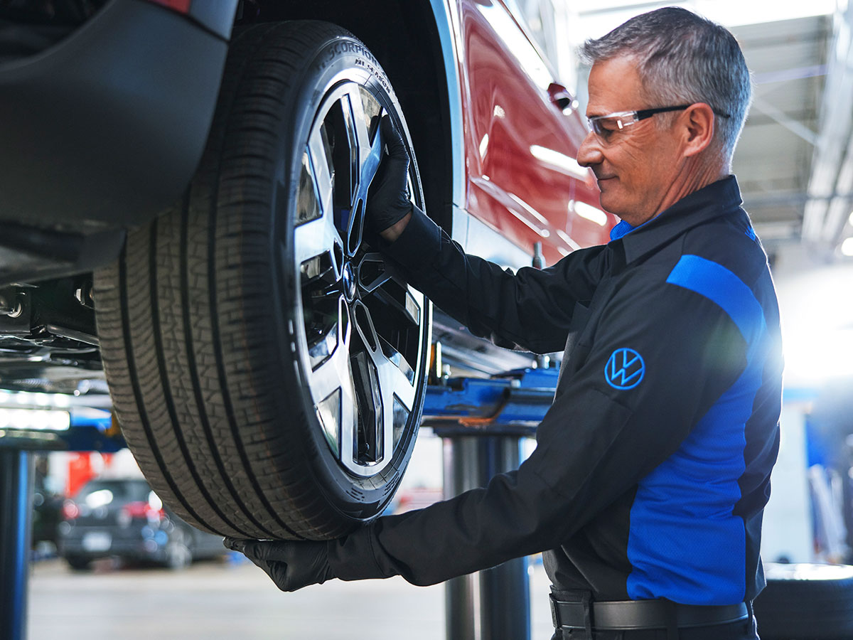 Volkswagen Alignment Service near North Olympia, WA